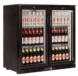 2 Door Bar Cooler -